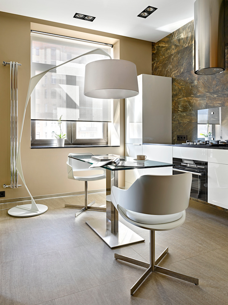 DEEP HOUSE Кухня в стиле модерн от Max Kasymov Interior/Design Модерн