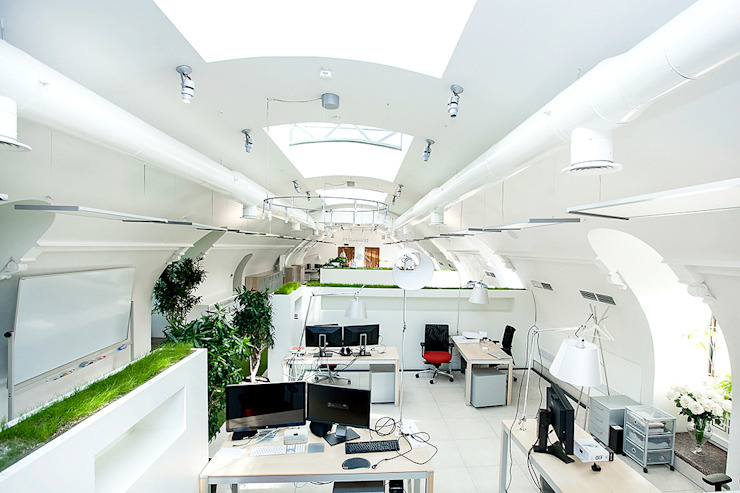 VK Office – Singer House от Ekaterina Bahir