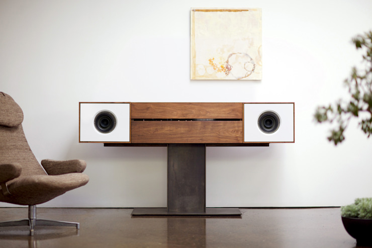 Modern Record Console Symbol Audio Multimedia roomElectronics