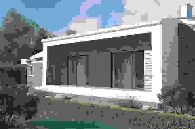 Дома в стиле минимализм Дома в стиле минимализм от Студия Ксении Седой Минимализм