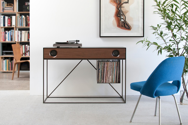 Stereo Console Symbol Audio Living room