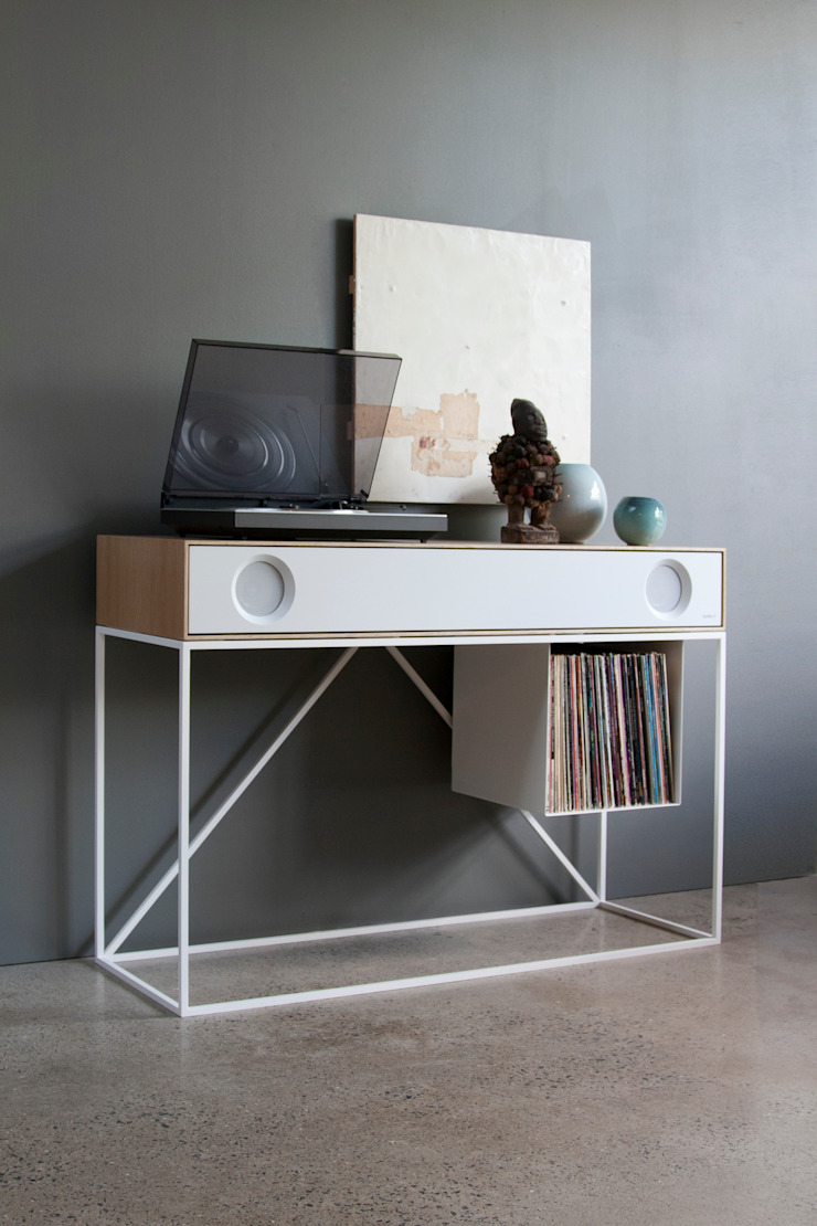 Stereo Console Symbol Audio Living roomTV stands & cabinets