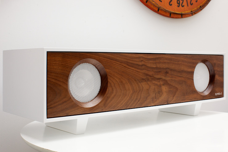 Table Top Hi-Fi Symbol Audio Multimedia roomElectronics