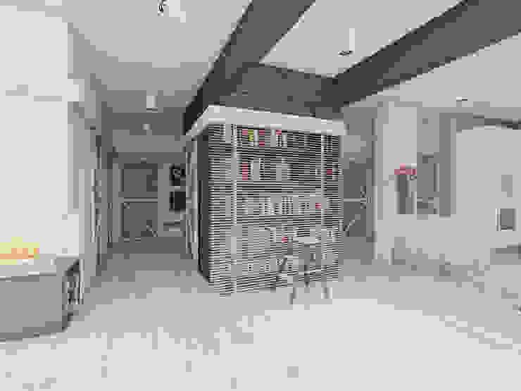 by BAGUA Pracownia Architektury Wnętrz Scandinavian
