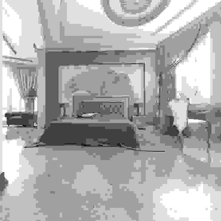 Квартира в Санкт-Петербурге Спальня в классическом стиле от Ekaterina Bahir Классический