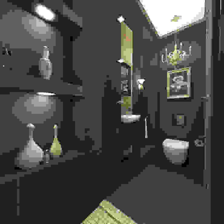 Квартира в Санкт-Петербурге Ванная в классическом стиле от Ekaterina Bahir Классический