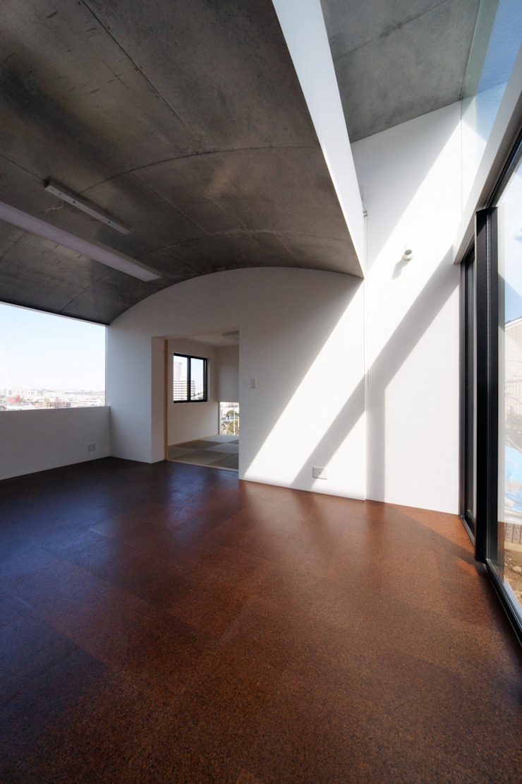 Modern Houses by Morii's Atelier+LINK Modern