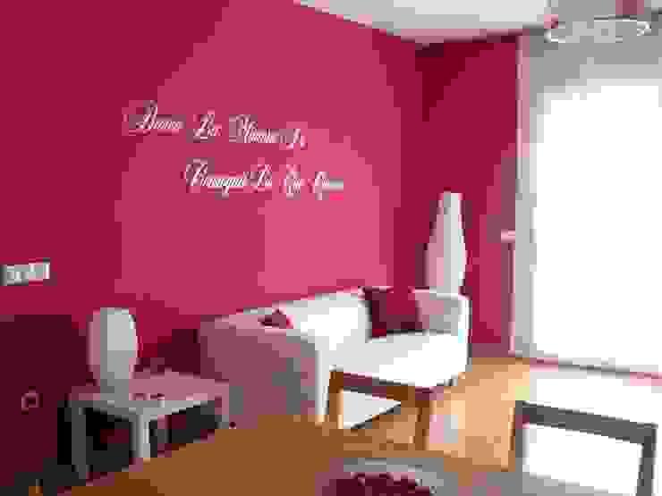 Varios trabajos Salones de estilo moderno de Home Staging Tarragona - Deco Interior Moderno
