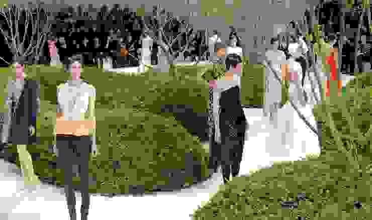 Moda Allestimenti fieristici in stile eclettico di Dotto Francesco consulting Green Eclettico