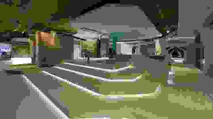 Moda Spazi commerciali in stile eclettico di Dotto Francesco consulting Green Eclettico