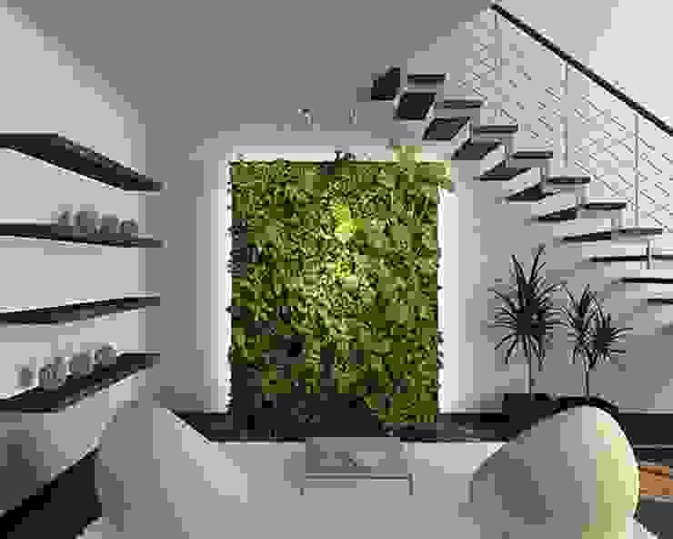 Casa Moda Ingresso, Corridoio & Scale in stile eclettico di Dotto Francesco consulting Green Eclettico