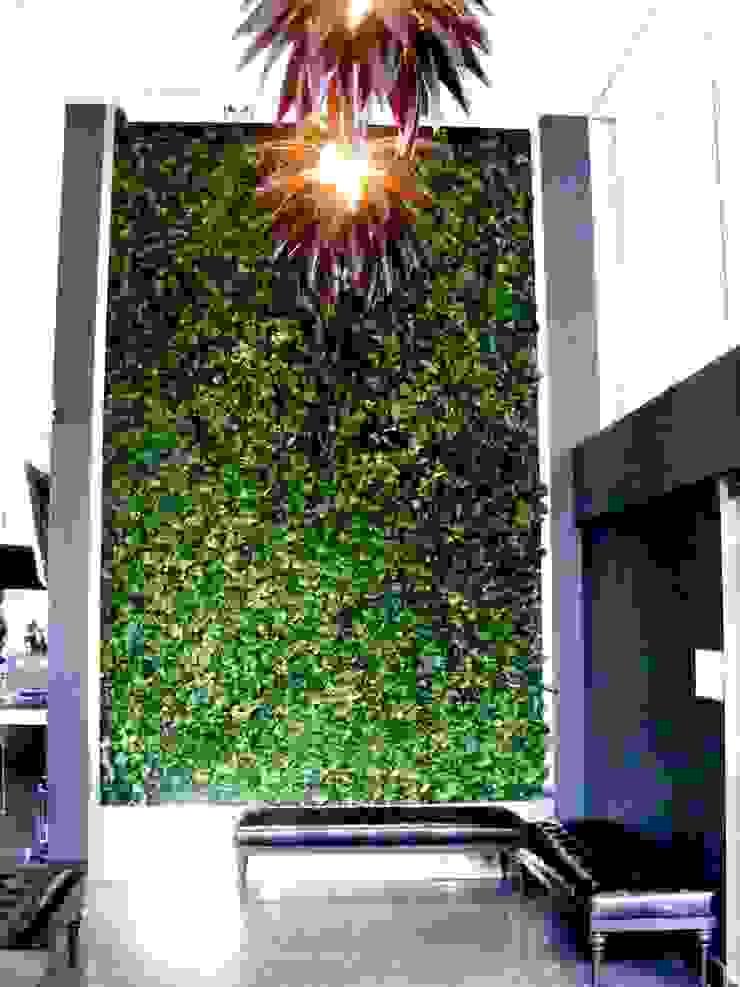 Casa Soggiorno eclettico di Dotto Francesco consulting Green Eclettico