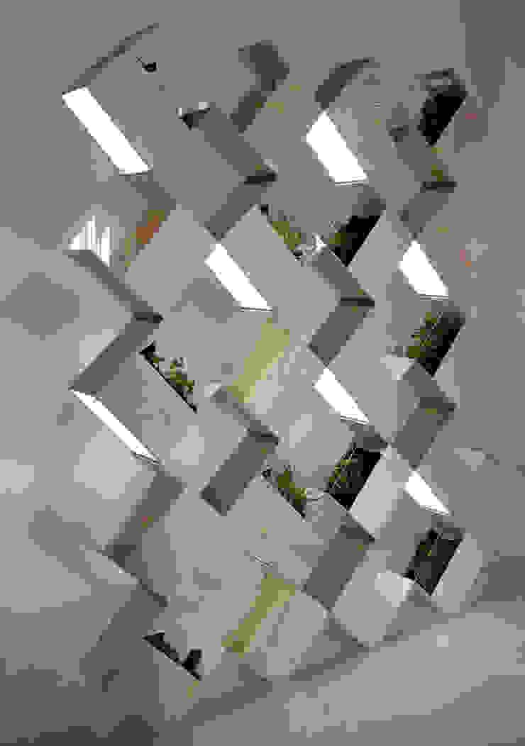 Moda Camera da letto eclettica di Dotto Francesco consulting Green Eclettico