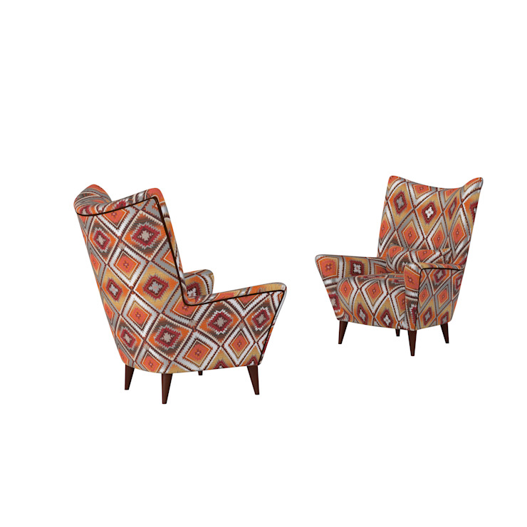 3d models of chairs banzho:  в современный. Автор – 3D_DESIGNER_ALLA, Модерн