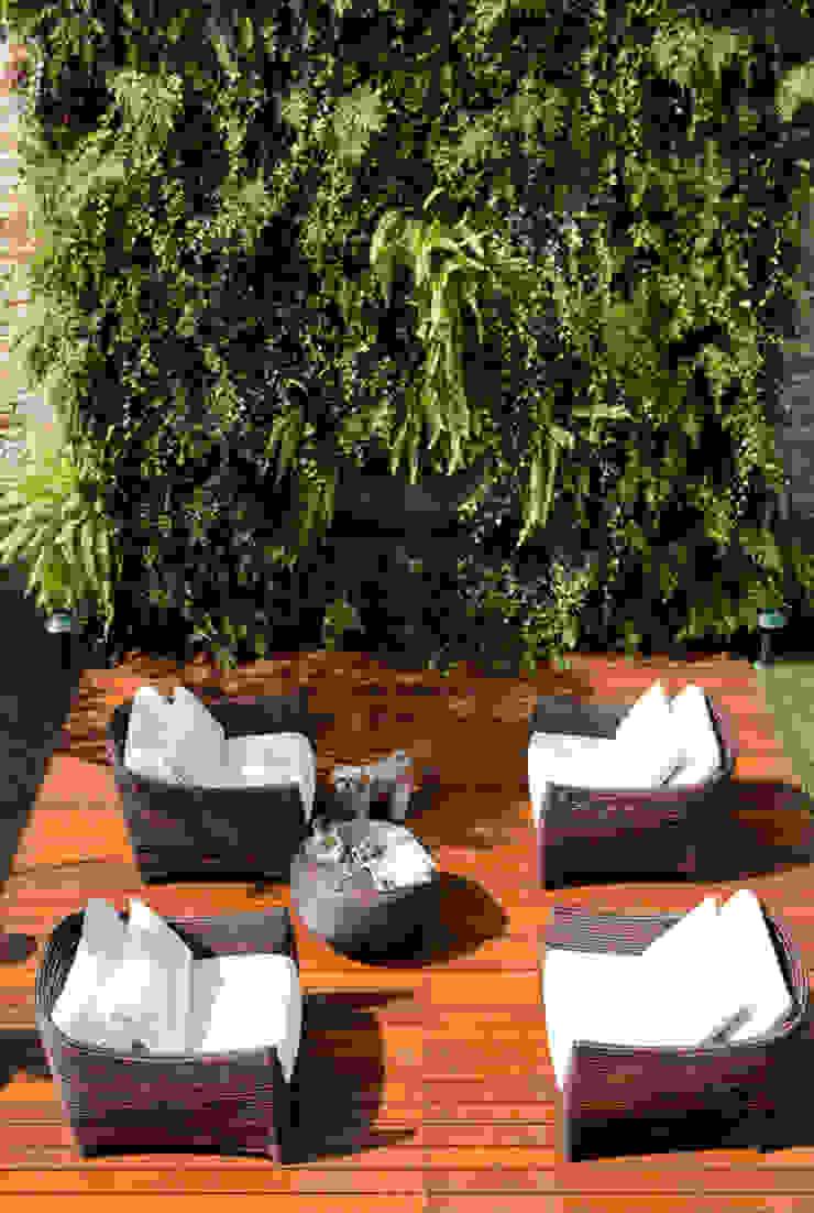 Alto de Pinheiros Varandas, alpendres e terraços modernos por Deborah Roig Moderno