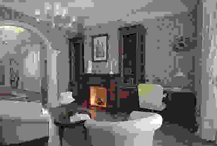 Дом- как мир. Рабочий кабинет в колониальном стиле от Студия Ксении Седой Колониальный