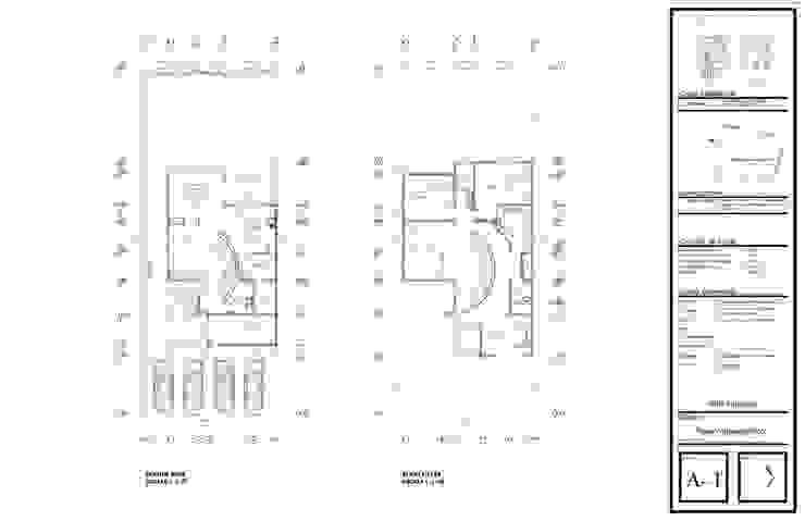 Proyecto Chaga de GRH Interiores Moderno