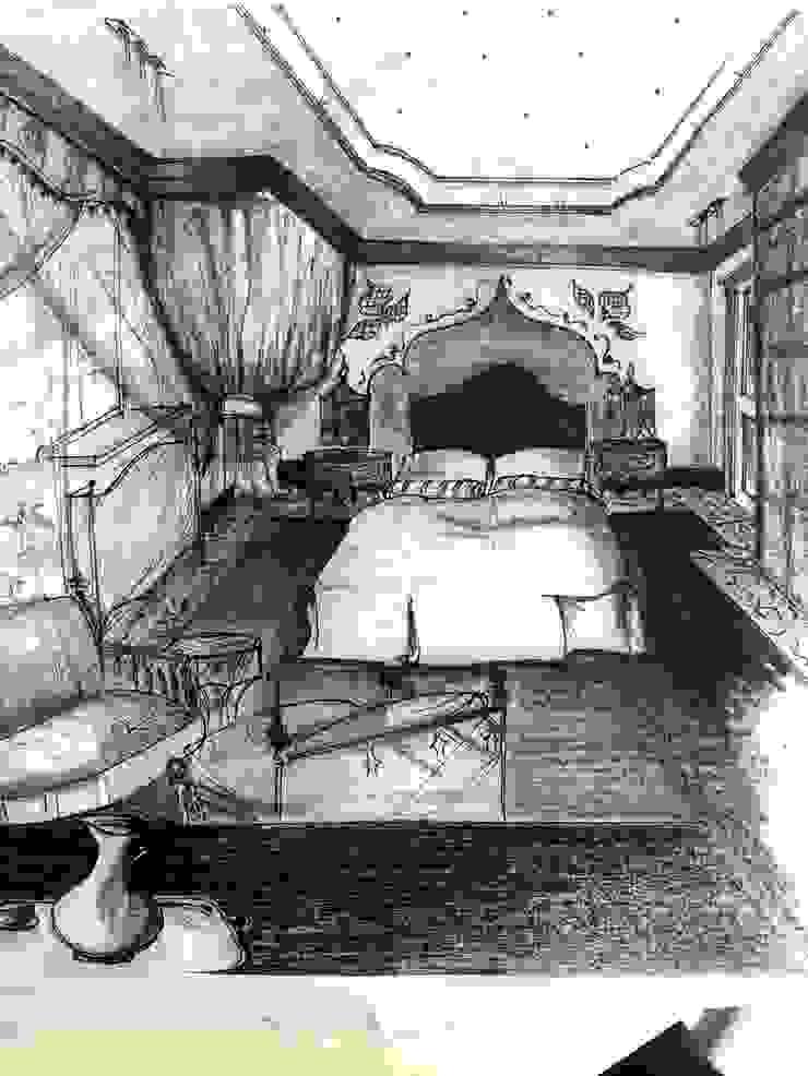 by livinghome wnętrza Katarzyna Sybilska