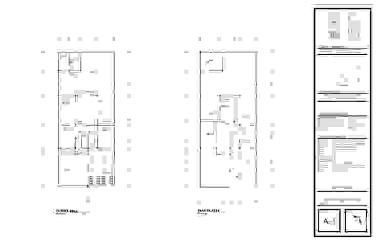 Proyecto Zárate de GRH Interiores Moderno