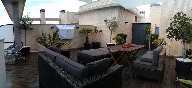 Flat roof by homify,