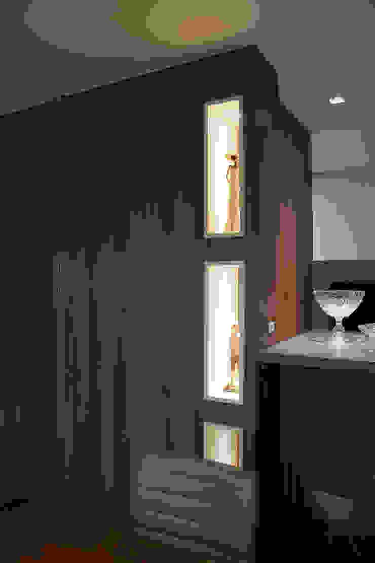 Apartamento Passo D´Areia Salas de jantar modernas por Bibiana Menegaz - Arquitetura de Atmosfera Moderno