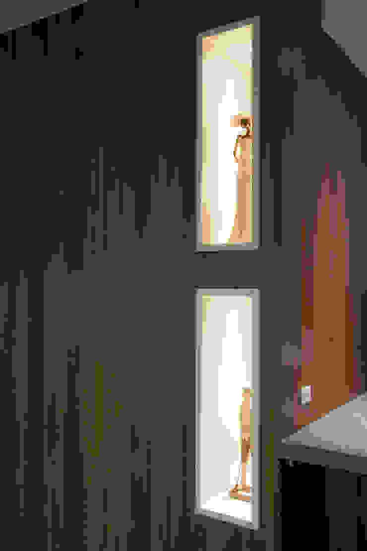 Apartamento Passo D´Areia Paredes e pisos modernos por Bibiana Menegaz - Arquitetura de Atmosfera Moderno