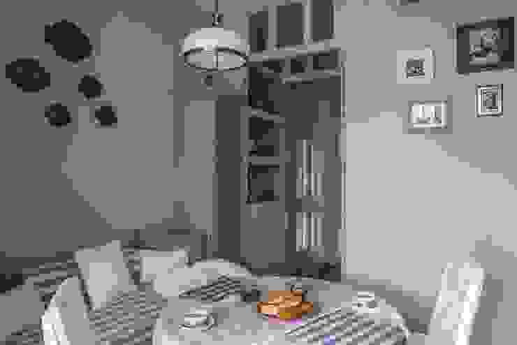 Квартира в Нижнем Новгороде Кухня в классическом стиле от Galina GSV. Галина Сторожкова Классический