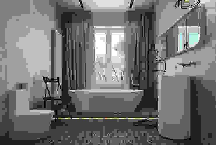 MC Interior Minimalist walls & floors