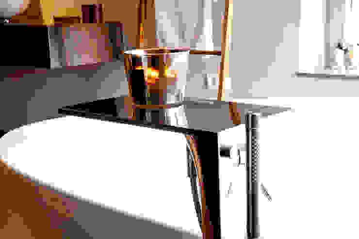 Traumbad mit Ambiente Moderne Badezimmer von Marmor Radermacher Modern