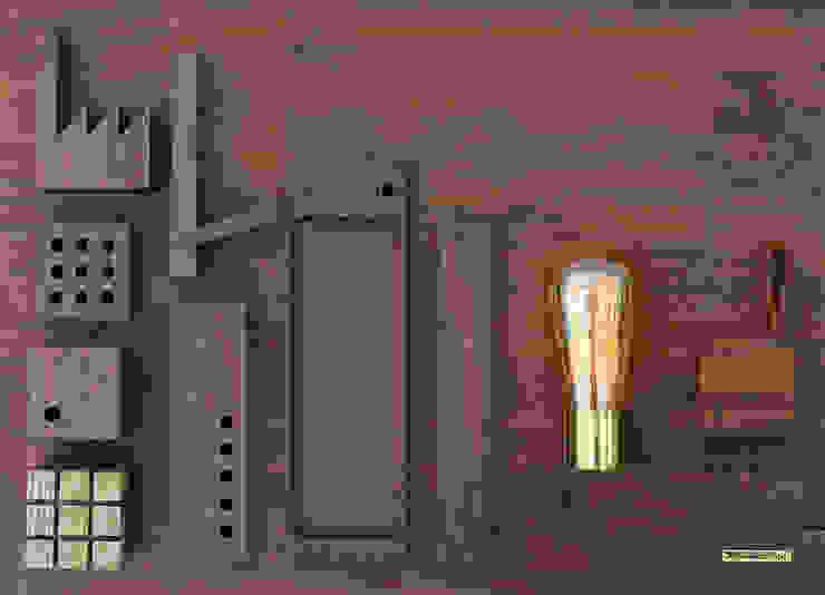 Wooden Accessory: TANT DESIGN_땅뜨디자인의 클래식 ,클래식