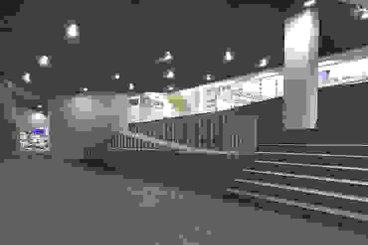 도화 공영주차장 및 복합청사 DOHWA COMMUNITY CENTER by 인터커드 건축사사무소 모던