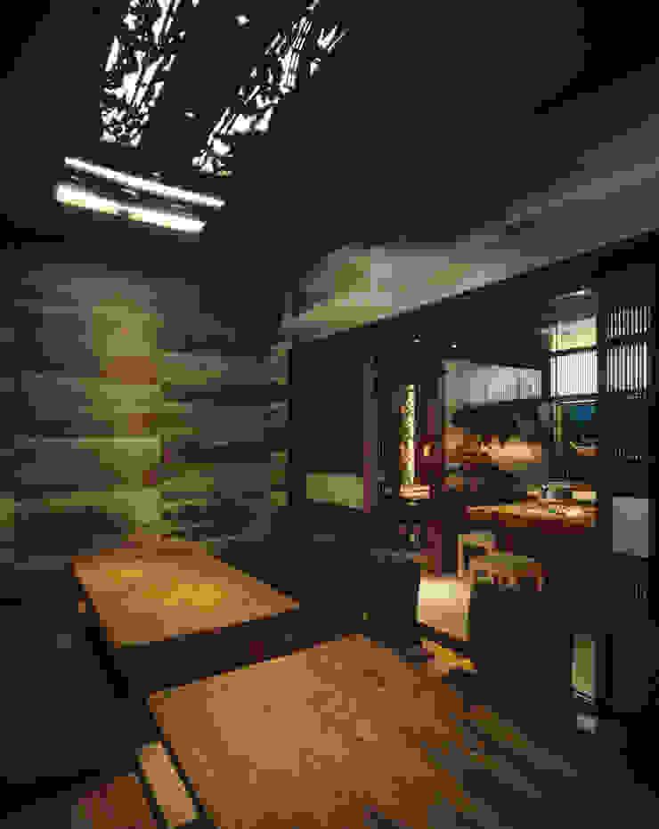 ふるさと料理 九助 の 谷山武デザイン事務所 モダン