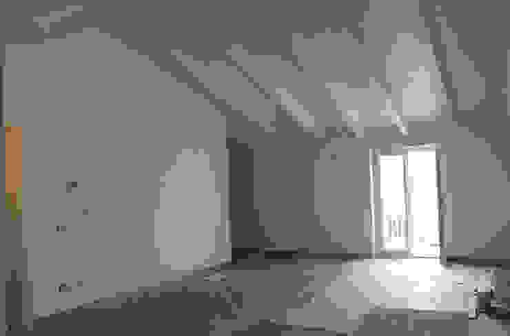 Area Living - Prima di Lisa Natali Architetto