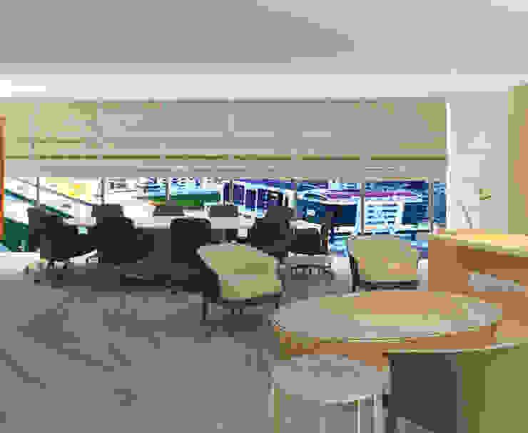 GUZELL TOWER OFFİCE Inan AYDOGAN /IA Interior Design Office Modern