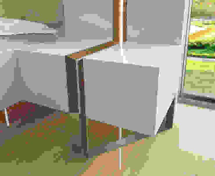 Inan AYDOGAN /IA  Interior Design Office – MODERN BEDROOM: modern tarz , Modern