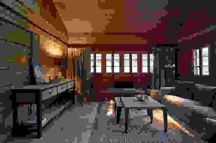Wohnen Wohnzimmer im Landhausstil von gehret design gmbh Landhaus