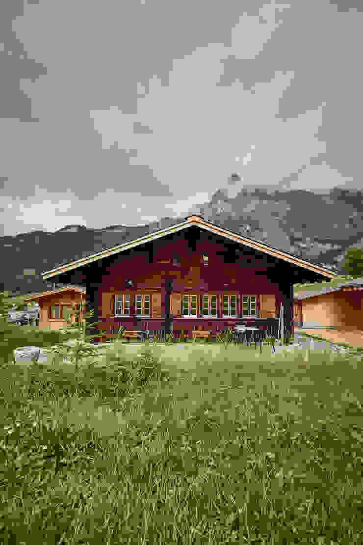 Chalet nr 10 Landhäuser von gehret design gmbh Landhaus