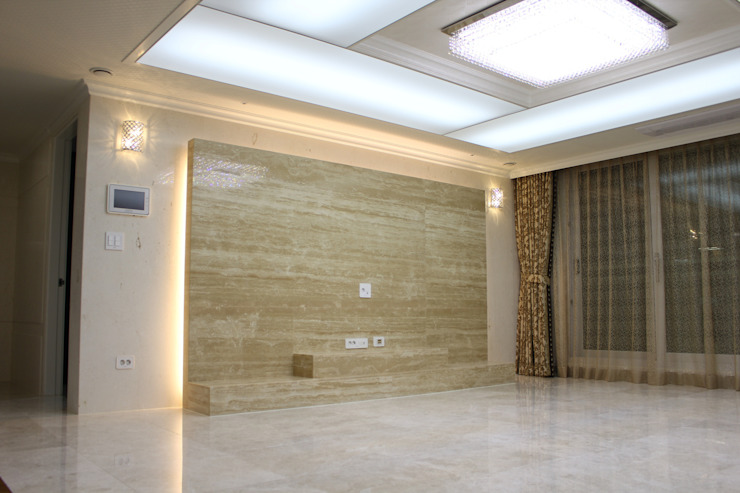 NEW EASYSTONE Delicato cream 600*600 by (주)이지테크(EASYTECH Inc.) Modern