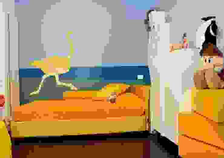 Emanuela Orlando Progettazione Modern Bedroom