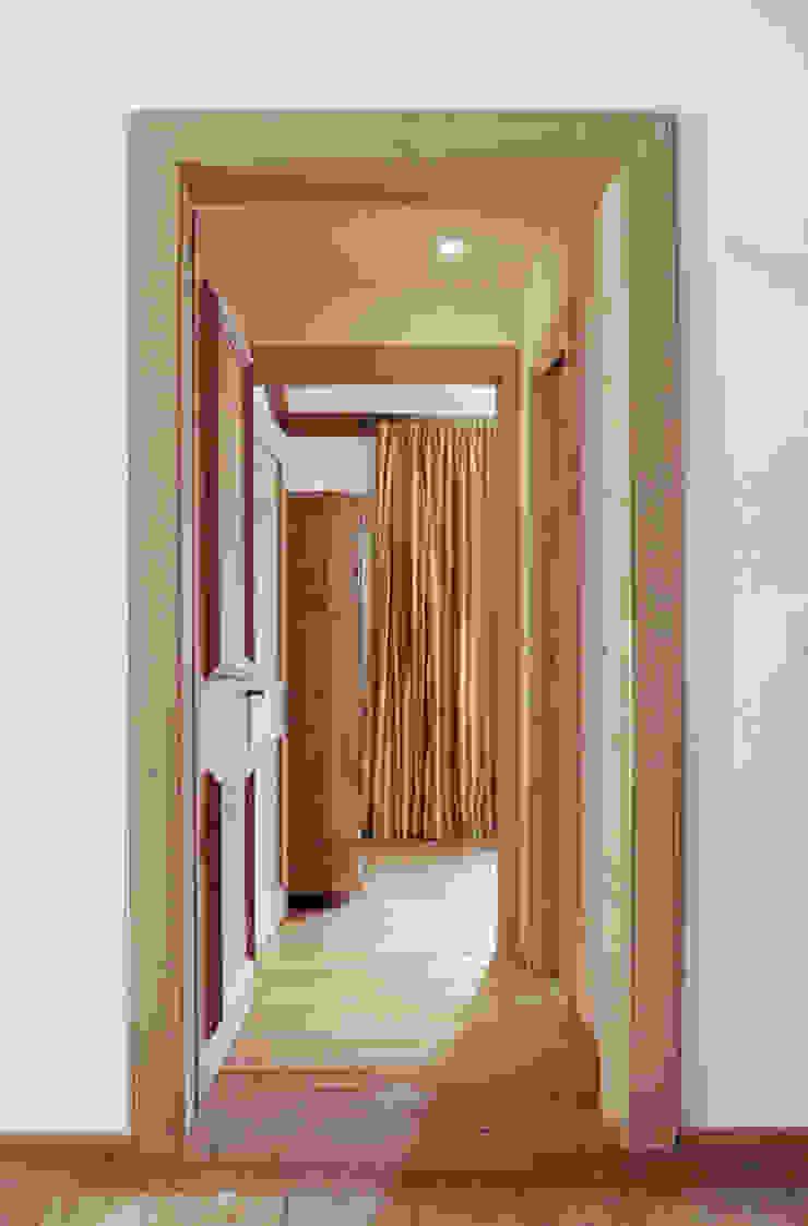 samaden Camera da letto rurale di andrea borri architetti Rurale