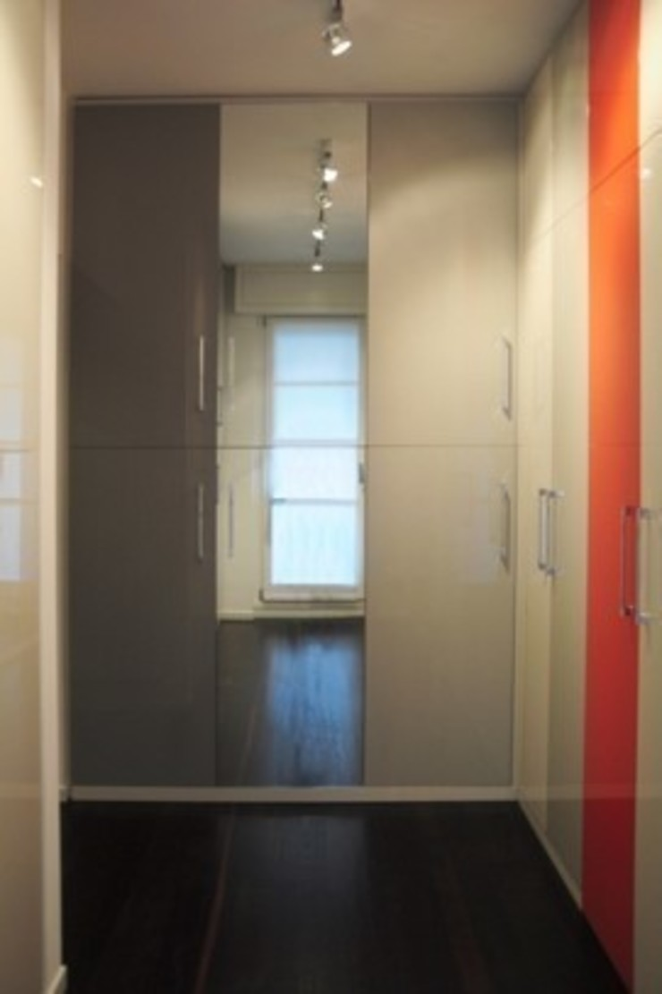 Emanuela Orlando Progettazione Modern Dressing Room