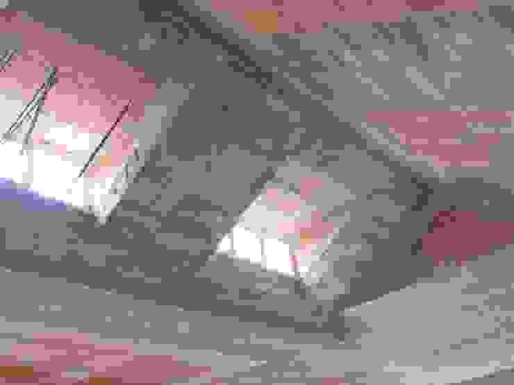 prima dei lavori Case moderne di BIFFI BONATO CLAUSETTI ARCHITETTI Moderno