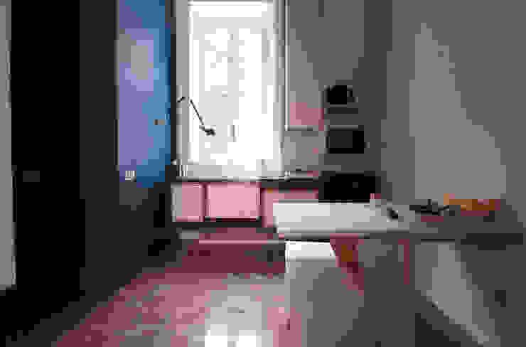concoct Hotel moderni di andrea borri architetti Moderno