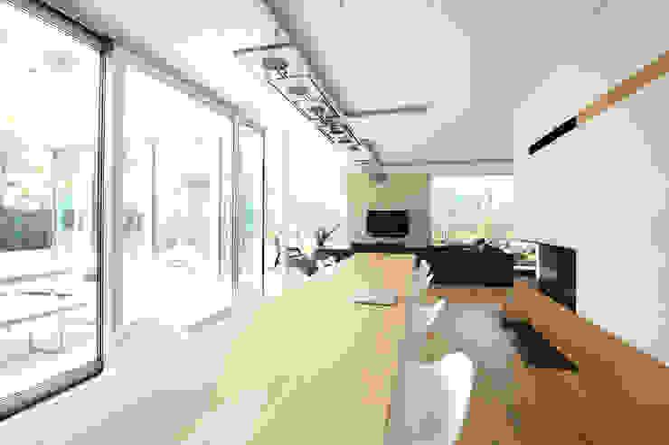 Comedores de estilo  por Neugebauer Architekten BDA