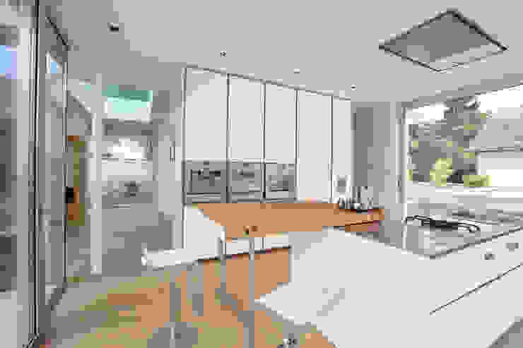 Cocinas de estilo  por Neugebauer Architekten BDA