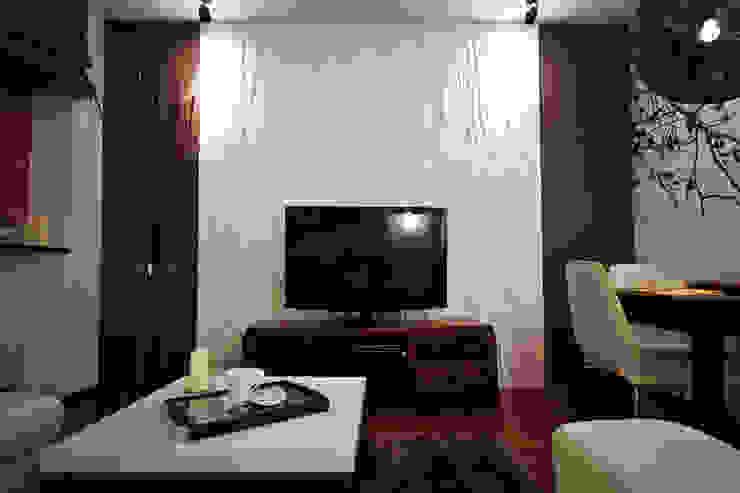 Modern Living Room by Loft Design System Deutschland - Wandpaneele aus Bayern Modern