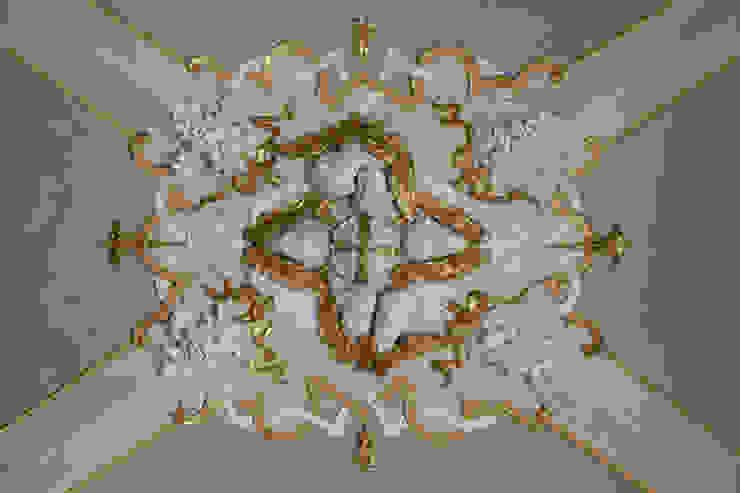 Restauro dell'Oratorio di San Luigi di PoliedroStudio srl Classico