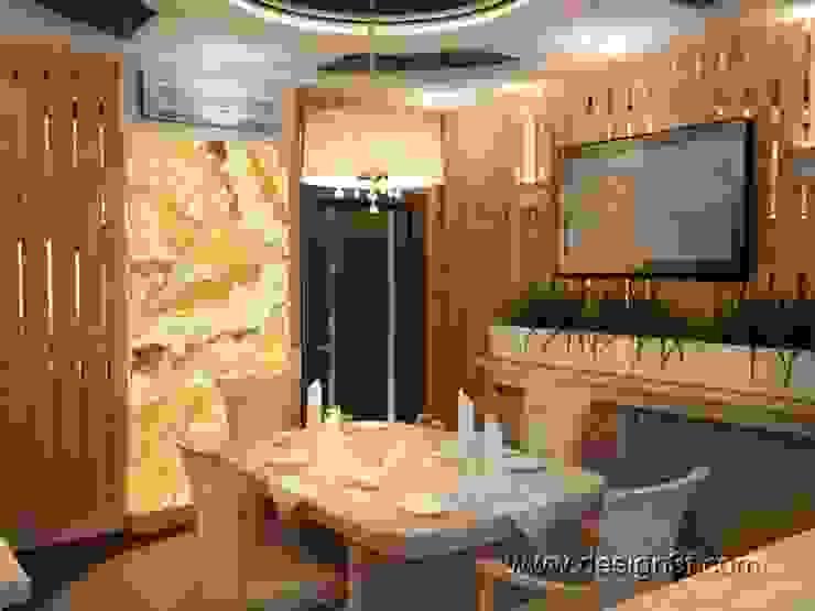 кухня Кухня в классическом стиле от студия Design3F Классический