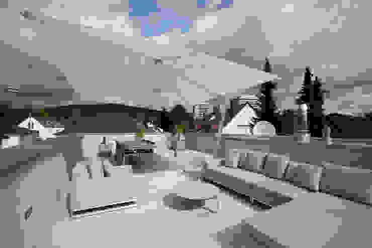 Terrace by Neugebauer Architekten BDA