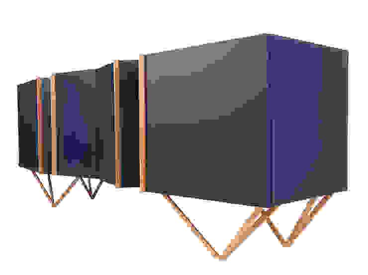 Colección Casa Decor 2014_Aparador de moreandmore design Ecléctico